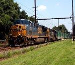 CSX 5231, 8098 on Q703